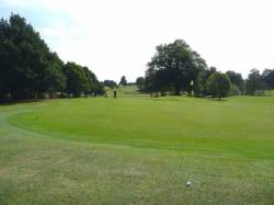 9th Hole: The Green