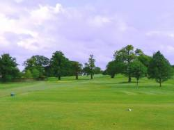 11th Hole: Tee to Green
