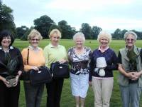 PAR 3 Pairs Prize Winners